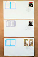CANADA - SET OF 3 FIRST DAY COVERS - MAY 30th 1975 - UNADDRESSED --- [29,30,31]