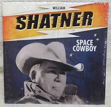 BILL SHATNER+ PAISLEY+ MILLER+ FRAMPTON~SPACE COWBOY/ SPIRIT IN THE SKY~LTD~NEW