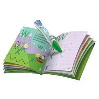 LeapFrog LeapReader Reading and Writing System Green Leap Frog Leap Reader Pen