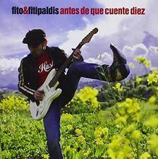 Fito y Los Fitipaldi - Antes de Que Cuente Diez [New CD]