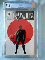 Rai 0 CGC 9.8 1st Appearance of Bloodshot - 6 COPIES for Movie investment