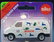SIKU 0820 - VW T4 Kastenwagen - BOSCH - Neu in Blister-OVP - Modellauto