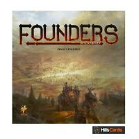 Founders of Gloomhaven Board Game By Cephalofair Games - Card, Tactical, Tile