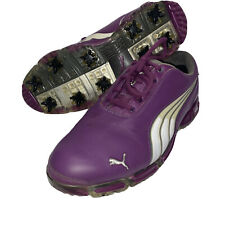 PUMA IdCell S2 Quill Sz 11 Golf Shoes *Rare* Purple Rickie Fowler Excellent Cond