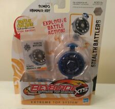 Beyblade Bey Stealth Battlers X-202 Tempo Hammer Hit- Brand New & Sealed
