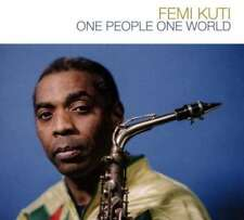 Femi Kuti - One People One World NEW CD
