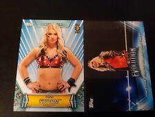 Lot(x2) Topps WWE Diva Toni Storm, NXT, Insert