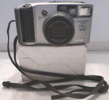 Minolta Freedom Zoom 140ex Panorama Date 35mm Film Camera + Neck Strap Japan