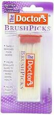 The Doctor's BrushPicks 120 Each (Pack of 12)  SALE