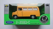 WELLY NYSA 522 YELLOW 1:34 POLISH CLASSICS DIE CAST METAL MODEL NEW IN BOX