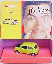 Corgi Toys 1:36 MR. BEAN MINI COOPER Comic TV Series & Movie Car MIB`01 RARE!