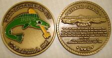 USS Pickerel SS 177 Submarine Challenge Coin