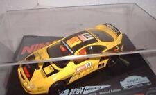 qq 50557 NINCO TOYOTA CELICA R CATALUNYA '10 18 RALLY SLOT OFFICIAL RALLY DRIVER