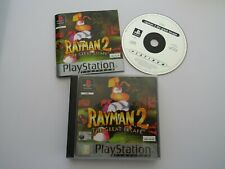 ps1 rayman 2 complete