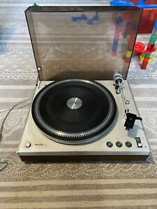 Philips 212 turntable for parts