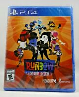 Runbow Deluxe Edition For Sony PlayStation 4 PS4
