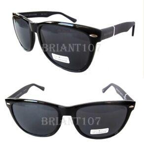 New TOMMY HILFIGER Mens Sunglasses Conrad Black/Black