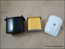 Honda C50 C65 C70 C90 C100 C102 C105 CA100 CA102 CA105 CM91 CT90  Air filter set