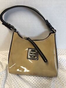 "dooney and bourke mini purse Plastic 5""x5"""