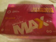 Pruvit Keto MAX Exogenous Ketones Raspberry Lemonade 20pk