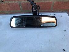 2009 BMW E92 Interior Rear View Mirror Auto Dimm