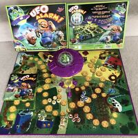 UFO Alarm Electronic Board Game Age 6+ University Games 100% Complete VGC