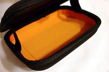 Universal Hard Shell GPS Zipper Carry Case Cover Pouch TomTom Garmin and Others