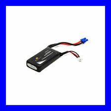 Spektrum 7.4v 1000mah 2S 15C Lipo RX Receiver Battery Pack EC2 SPMB1000LPRX