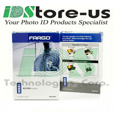 Fargo Standard Black (K) Ribbon 45102 DTC1000/DTC1250e/DTC4250e - 1000 prints