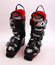 2015 MENS ATOMIC HAWX 2.0 130 ALL MOUNTAIN SKI BOOTS SIZE 26.5 $880 black USED