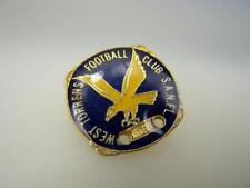 Membership enamelled badge West Torrens Football Club Eagles SANFL      3753