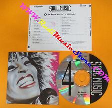 CD Compilation  Il Soul Diventa Grande JAMES BROWN PROMO no lp mc vhs dvd(C22)