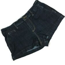 American Rag Cie Women's Denim Shorts Size 9 Blue Dark Wash