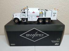 Peterbilt 357 Elliott Fuel & Lube Truck Walsh Sword 1:50 Model #SW2041-WAL New!