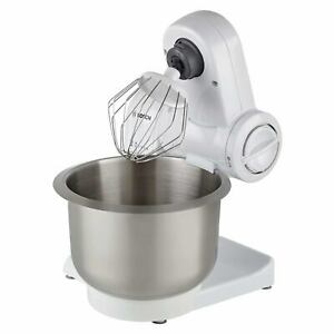 Bosch MUM4807GB Stand Mixer with 3.9L Capacity - White