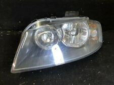 Used Audi A3 8P 2003 - 2008 N/S Left Passenger Headlamp Headlight 8P0941003L