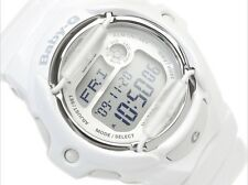 Casio Baby-G * BG169R-7A Glossy Solid White w/ Databank Women COD PayPal MOM17