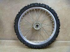 Suzuki 125 RM125 RM 125 Used Original Front Wheel Rim 2000 #SB8 SW32