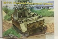 Squadron publications M113 Armored Personnel Carrier, Walk Around.