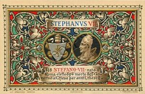 Papa Stefano VII