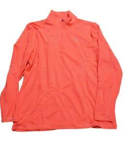 Sportalm Kitzbühel Bergy Women's Ski Sweater Pink Size 46 3XL New