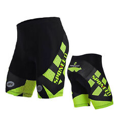 Bicycle Shorts Men's Road Bike Pants Breathable Biking Short Trousers US XXL