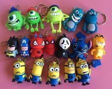 FAST Delivery!USB FlashDrives Superheros Minion Monster Uni Gift 32Gmemory stick