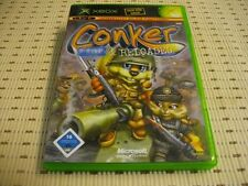Conker Live & Reloaded für XBOX *OVP*