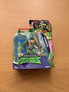 Nickelodeon Rise of the Teenage Mutant Ninja Turtles TMNT Action Figure Leonardo