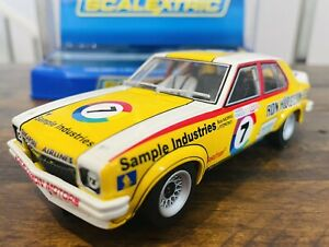 HOLDEN L34 TORANA 1976 Bathurst winner #7 Morris/Fitzpatrick Scalextric C3030