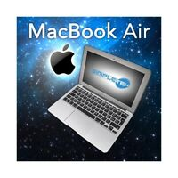 COMPUTER PORTATILE NOTEBOOK LAPTOP MACBOOK AIR A1465 i5 4650U 4GB NO SSD 2012-