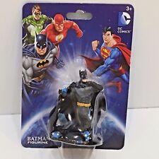 "BATMAN SWINGING FIGURE, Warner Brothers DC Comics 2"" Tall, New Unopened Pkg"