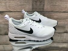 Nike Air Max Tavas White Black 916791-100 Women's Running Shoes Size 7.5