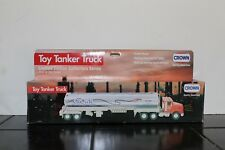 1994 Crown Toy Tanker Truck Limited Edition Collectors Series (BRAND NEW)
